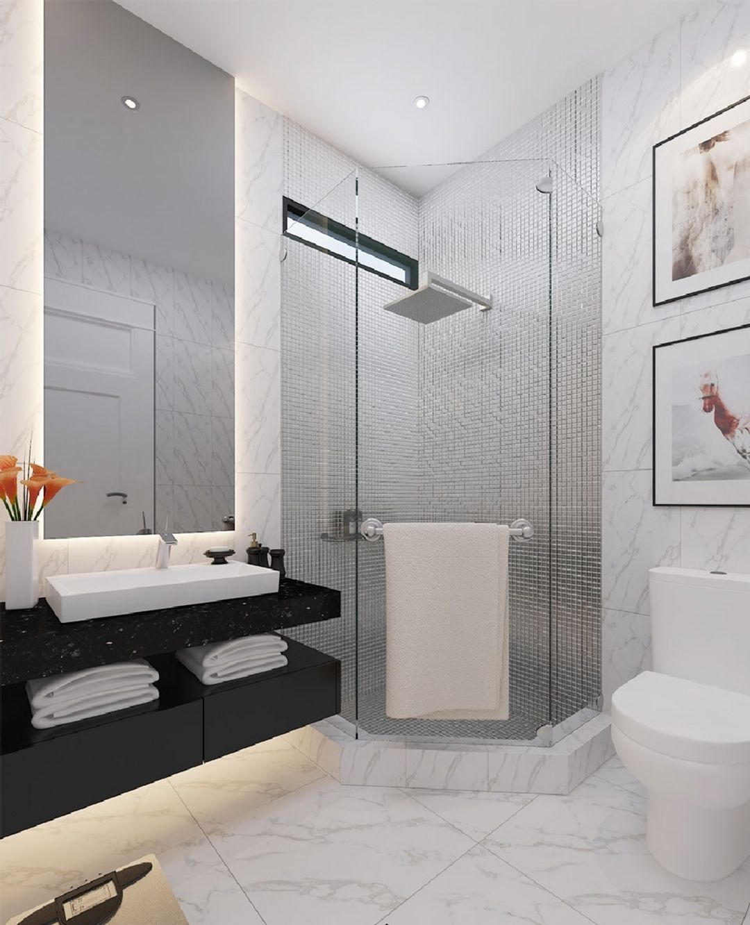 15 Awesome Inspiration For The Design Of Simple Minimalist Bathrooms In 2019 Bathroom Design Inspiration Minimalist Bathroom Minimalist Bathroom Design