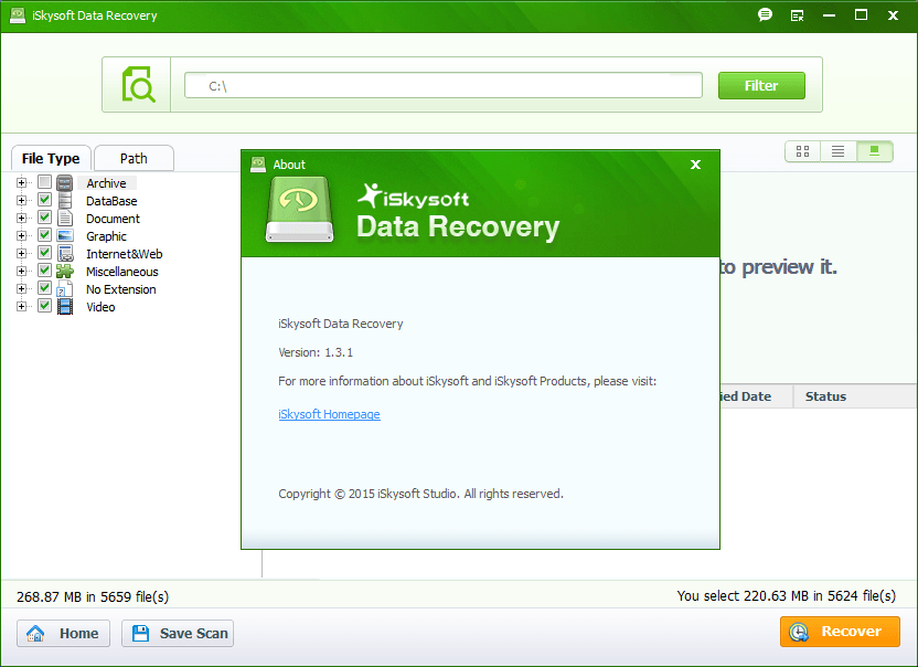 iskysoft android data recovery registration code