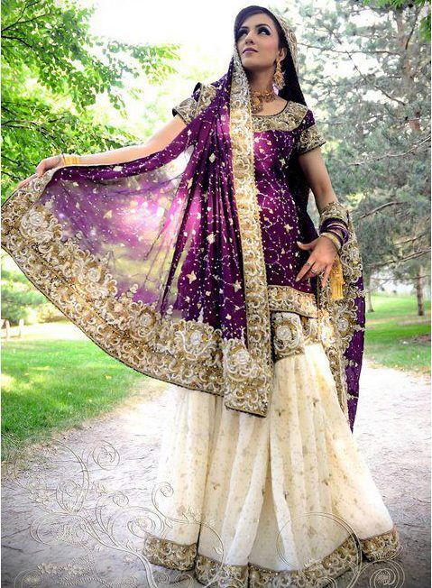 The New Era of Bridal Attires #1: Redefining the Color Trends