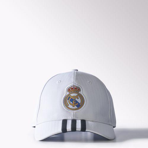 Gorra 3 bandas Real Madrid - Black  cfa32b10af1