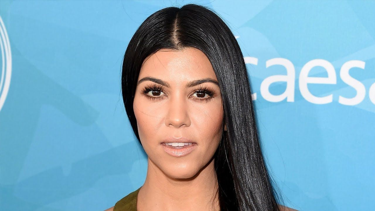 Kourtney Kardashian REACTS To Pregnancy Claims After Interview Gone