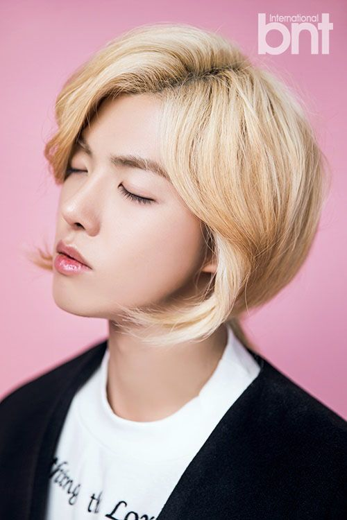 Kangnam Bnt International December 2014 Kpop Guys Beauty Half Japanese