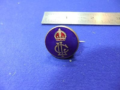 Vtg badge cli  lci  #kings crown  wo #lewis #political institute early 1900s ?,  View more on the LINK: http://www.zeppy.io/product/gb/2/141864570261/