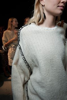 Isabel Marant Spring 2015 Ready–to–Wear. #SS15 #PFW