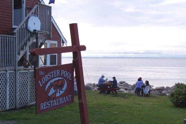 Lobster Pool Restaurant Rockport Ma Http Www Hiddenboston Lobsterpoolphoto Html