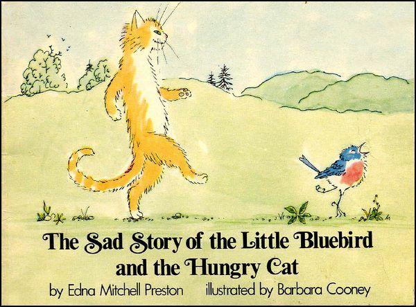 Bluebird of sadness!