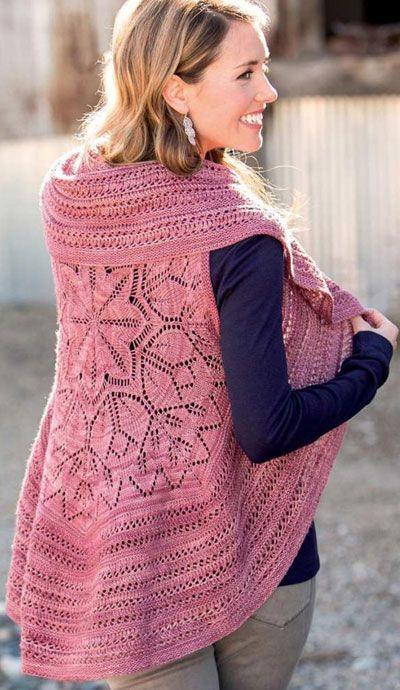 Circular vest knitting pattern free | Knit vest pattern ...