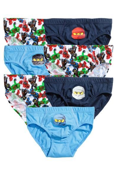 3//Pack Feathers Boys Solid White Snug Fit Tagless Briefs Underwear