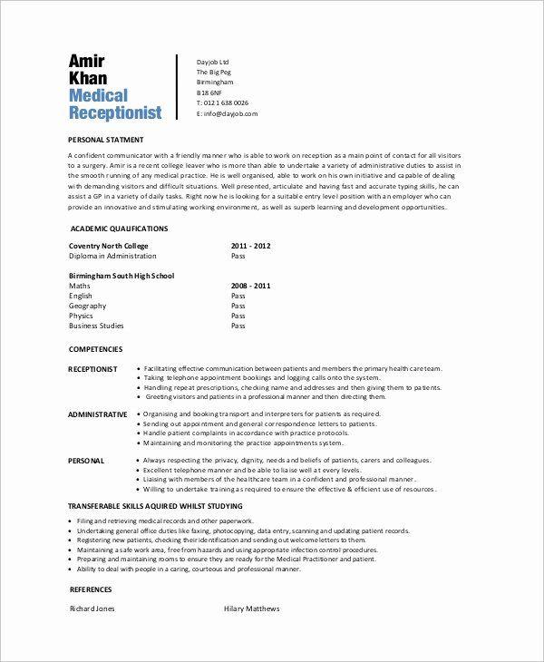 entry level help desk resume unique sample medical
