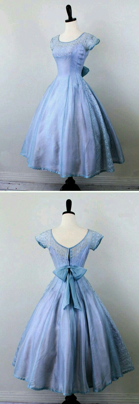 Pin by Angie Hartman on Moda Vintage dresses, Vintage