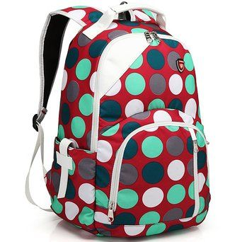 Buy Paydugh Fashionable Nylon Backpack School Bag Super Cute ...