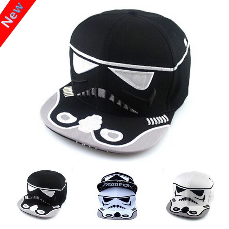 $9.99 (Buy here: http://appdeal.ru/77xh ) 2016 New Baseball Cap Adult Cartoon Brand Star Wars Acrylic Casquette Snapback Cayler Hip hop Hat for Men and Women for just $9.99