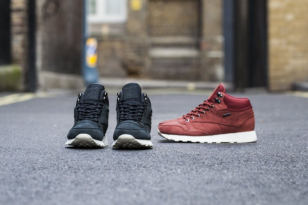 price incredible prices aliexpress Reebok Classic Leather Mid GORE-TEX (Autumn/Winter 2015 ...
