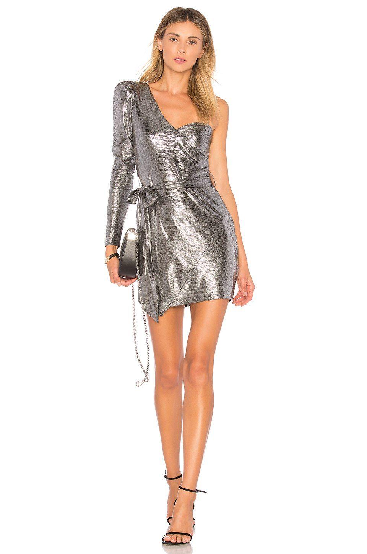 NBD x REVOLVE Aoki Dress in Silver | REVOLVE