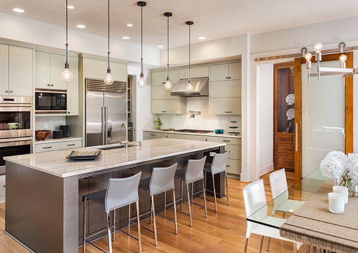 Kitchen 2015 Street Of Dreams Serenity Built By Westlake