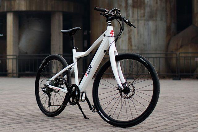 Roadster Pre Order Electric Bike Bike Flux