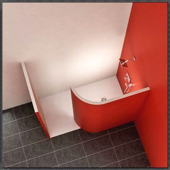 Gemauerte dusche ohne glas  gemauerte dusche ohne glas - Google-Suche | wohnen | Pinterest ...