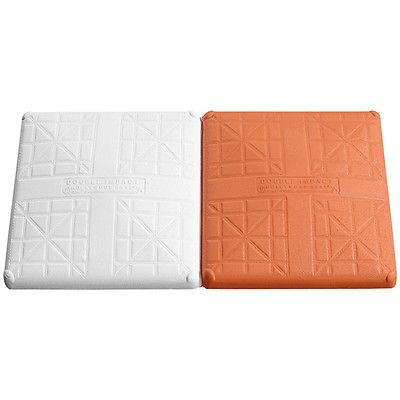 Base Sets and Homeplates 181319 Hollywood Bases Impact Double - double first