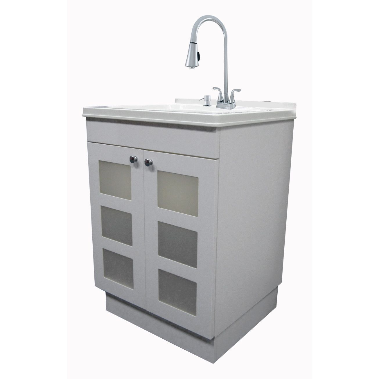 Luxury Kitchen Sink And Cabinet Combo Laundry Room Sink Utility