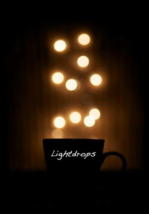 #wallpaper #lightdrops #cup #bokeh