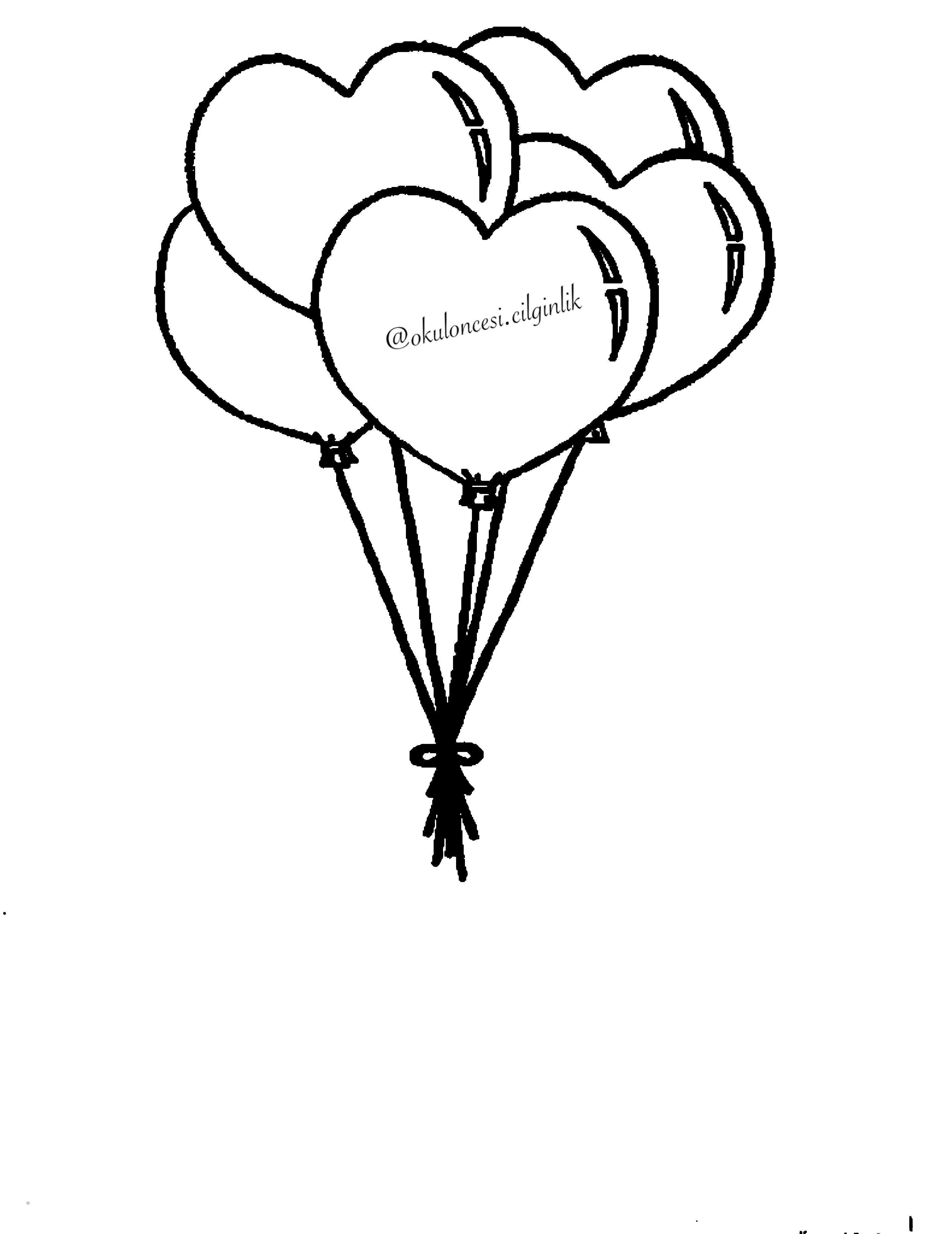 Yine Bir Hayal Gucu Mizah Calismasi Ile Biz Kalibi Pinterest Balon Etkinlik Panosu Ya Da Fac Sanat Etkinlikleri Sanat Projeleri Balon Boyama
