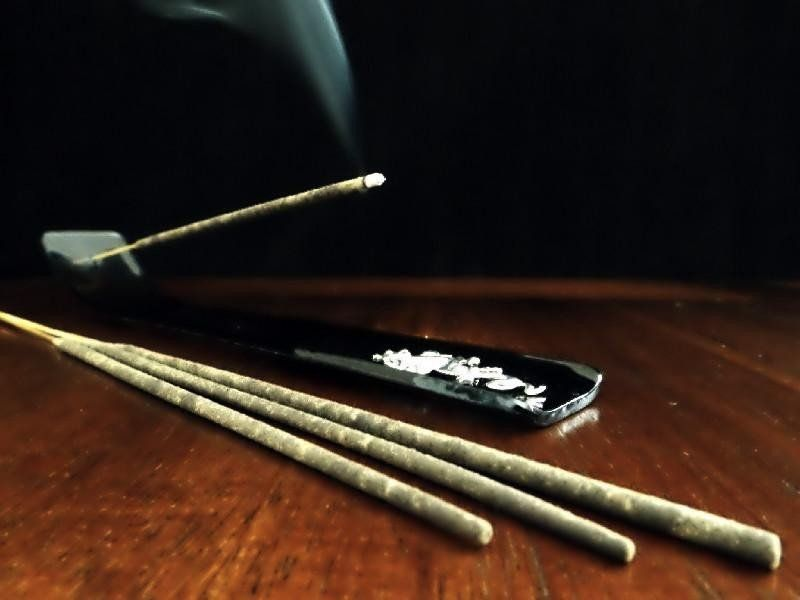 Pin on Incense and Resins