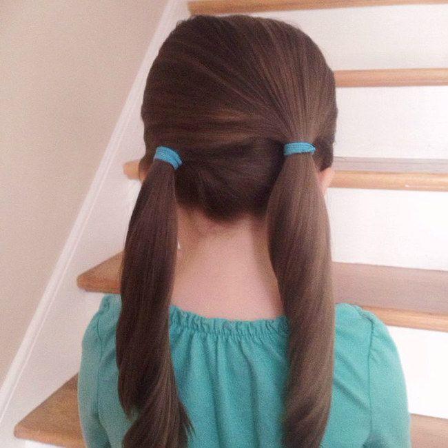 20 peinados para ni as que tienes que probar con tu hija - Peinados de nina ...