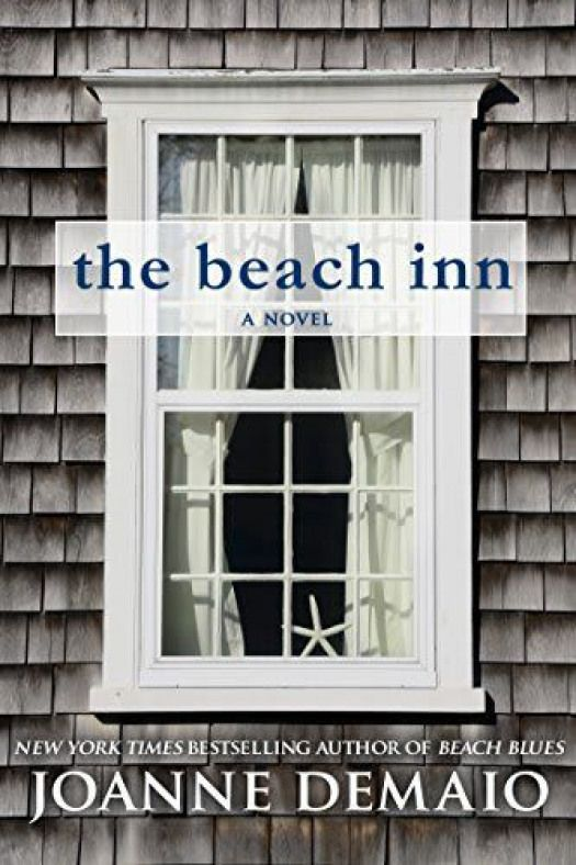 Looking for summer reading for women? Check out these beach reads from 2017 including The Beach Inn by Joanne DeMaio. #bookstoread #books #to #read #2017