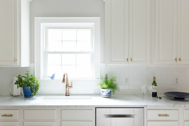 White Subway Tile Backsplash White Carrara Extra Polish Marble