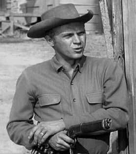 Wanted Dead Or Alive Bounty Hunter Josh Randall Steve Mcqueen Is A Robin Hood Of Sorts The Reward Money He Receives For Hunting Down And Capturing