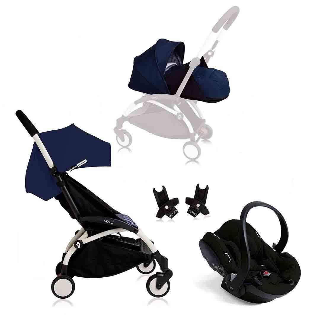 Car Seat Tedy Blog and Review: Babyzen Yoyo Stroller Car ...