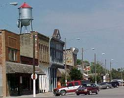 Downtown Leroy Ks Kansas Downtown Hometown