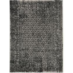 Photo of benuta Classic Carpet Antique Black / White 120×170 cm – Vintage Carpet in Used-Lookbenuta.de