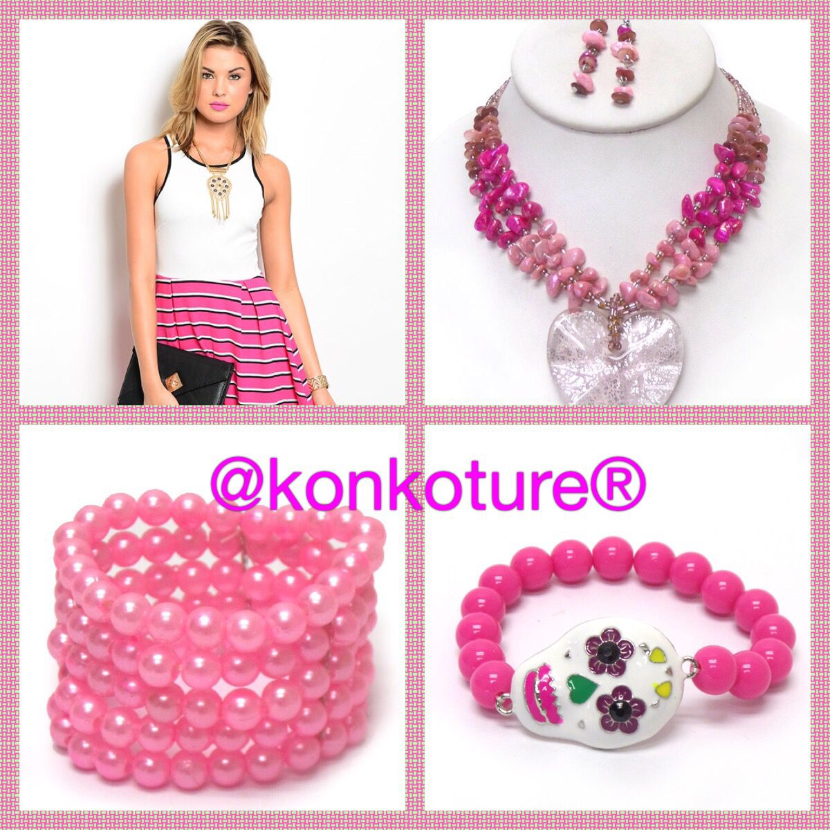 @konkoture on Instagram fashion for less boutique