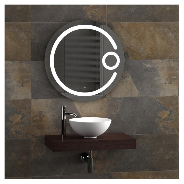 ESPEJO BAÑO LUZ | Espejos para baños, Espejos, Espejo con ...