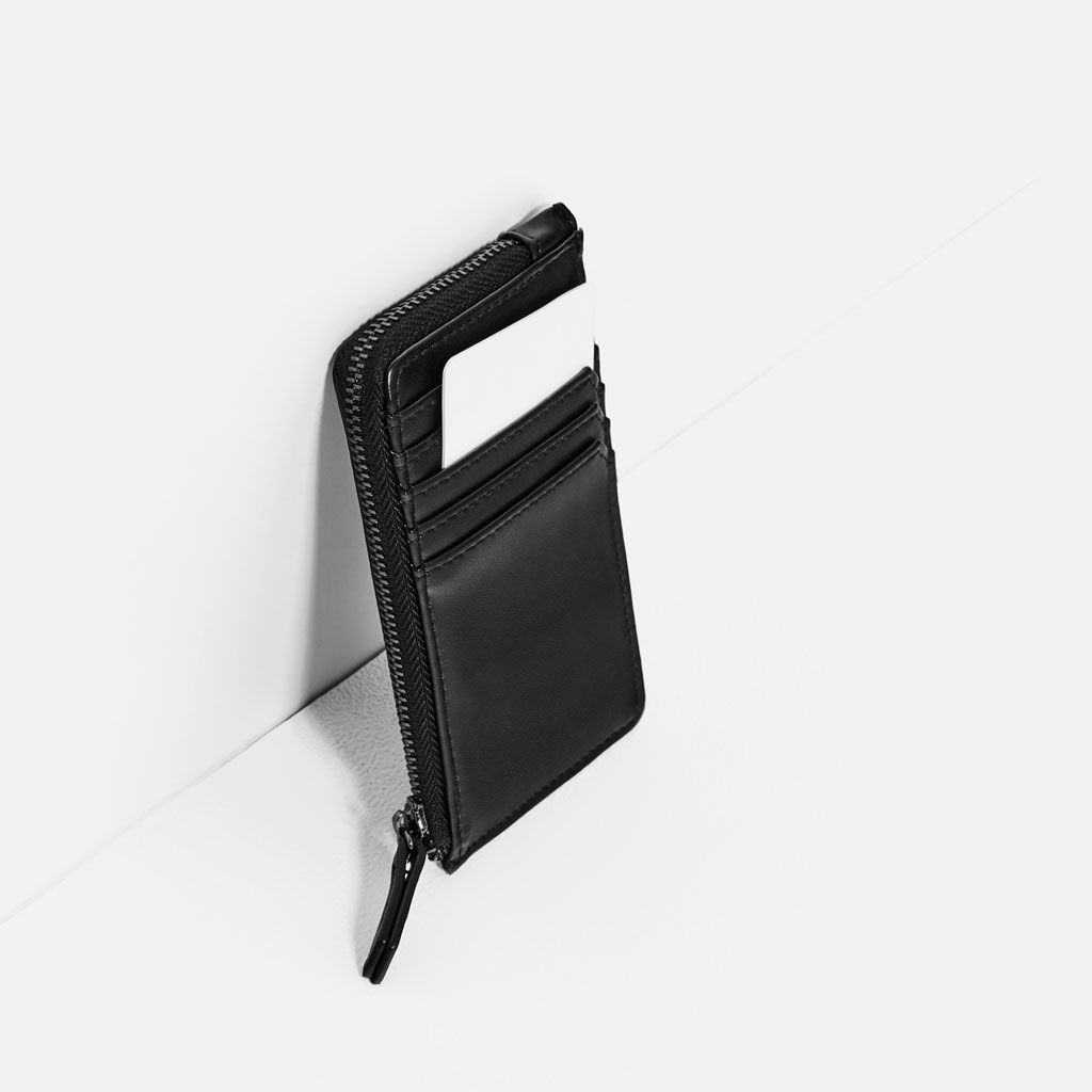 c587bec4 MOBILE COVER WITH CARD HOLDER-NEW IN-MAN | ZARA Singapore ...