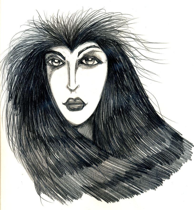 Raven An Dubh by slobberblood on DeviantArt