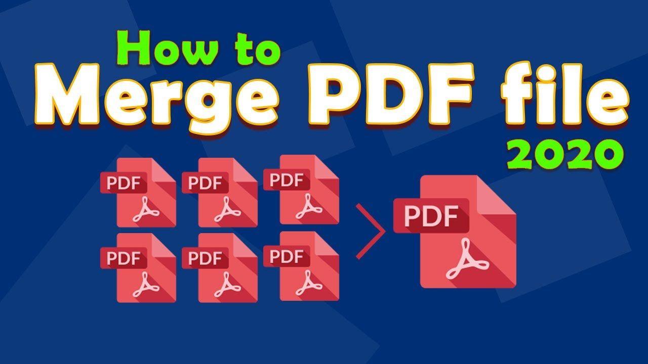 How To Merge Pdf File With Adobe Acrobat Xi Pro In 2020 Hacking Computer Adobe Acrobat Merge