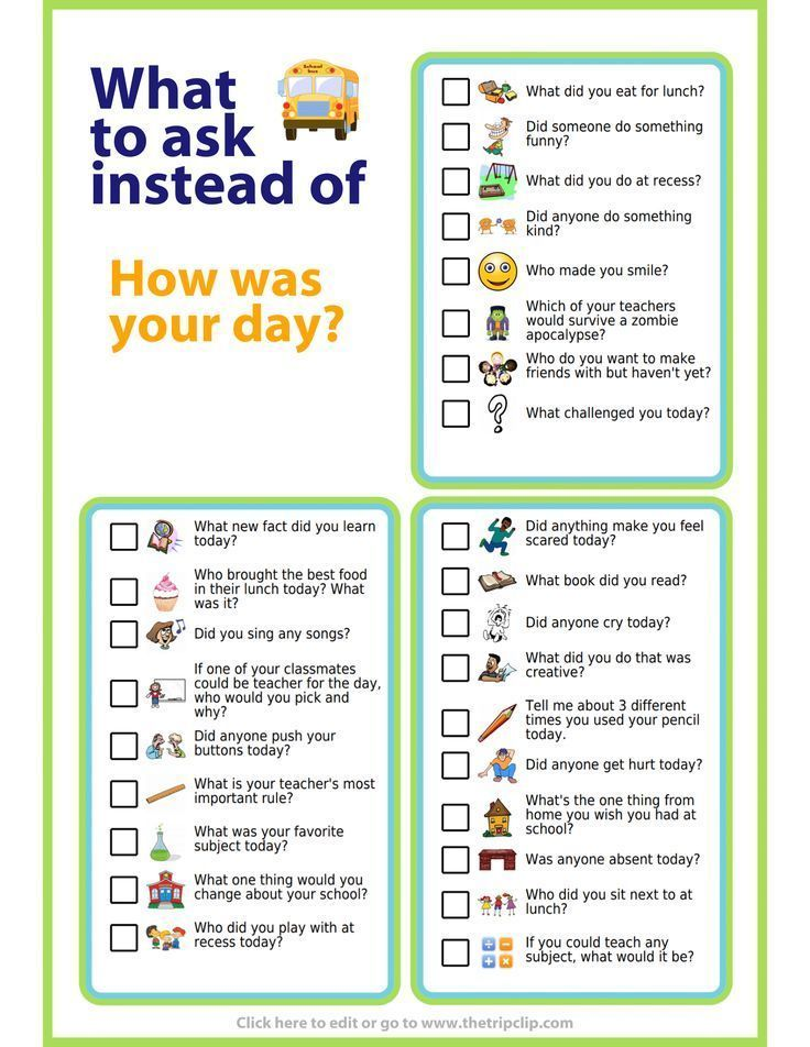 , Free Printable: Instead Of 'How Was Your Day?', My Travels Blog 2020, My Travels Blog 2020