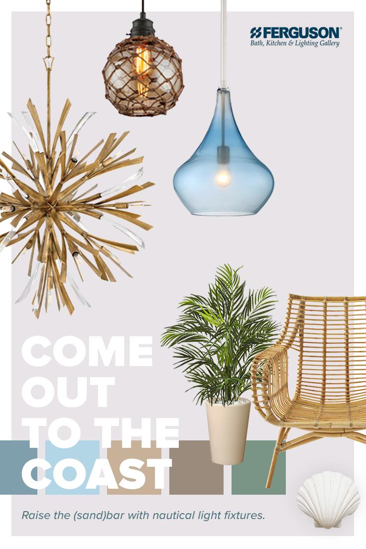 Hundreds Of Coastal Lighting Ideas