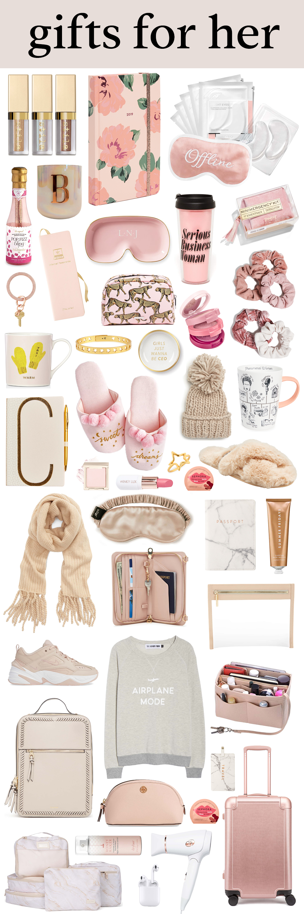 Ultimate Holiday Gift Guide #giftsforsister