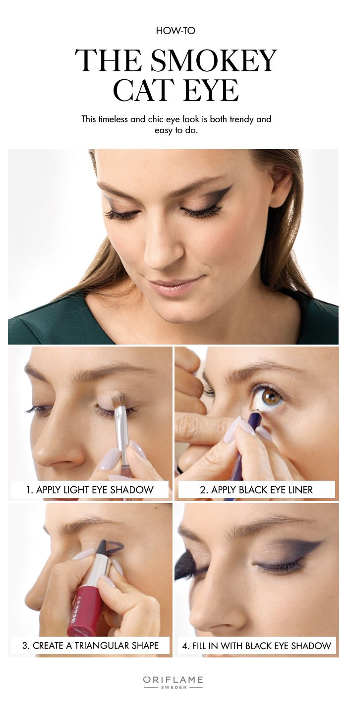 This Catlike Look Is Easy To Do And Perfect For A Night Out Eye