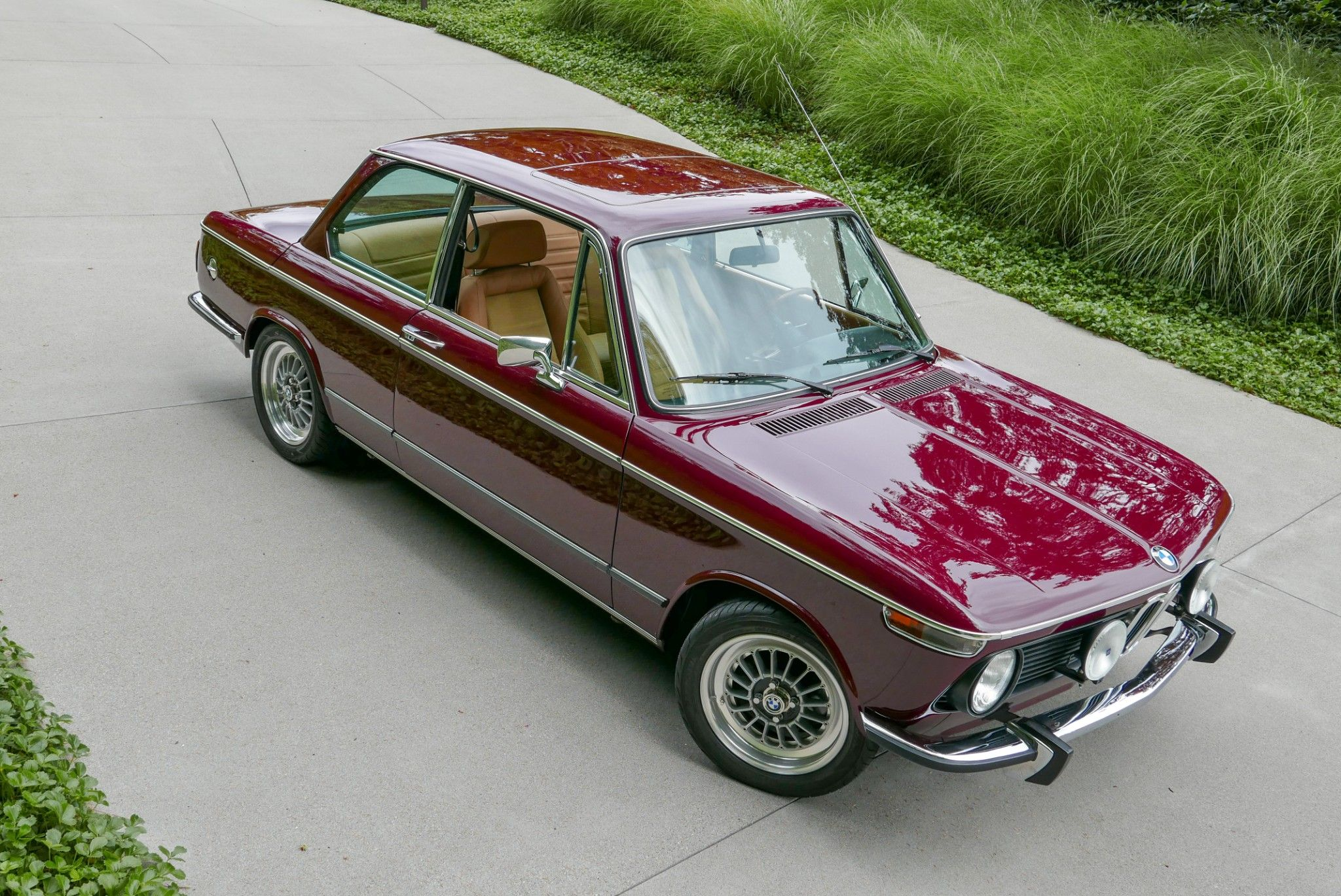 1974 BMW 2002tii 5-Speed