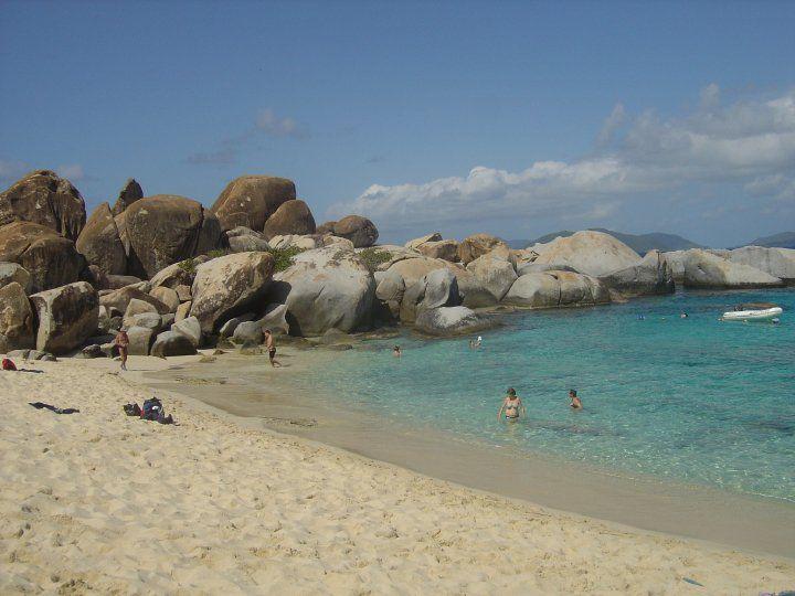 Antillas. Islas Vírgenes