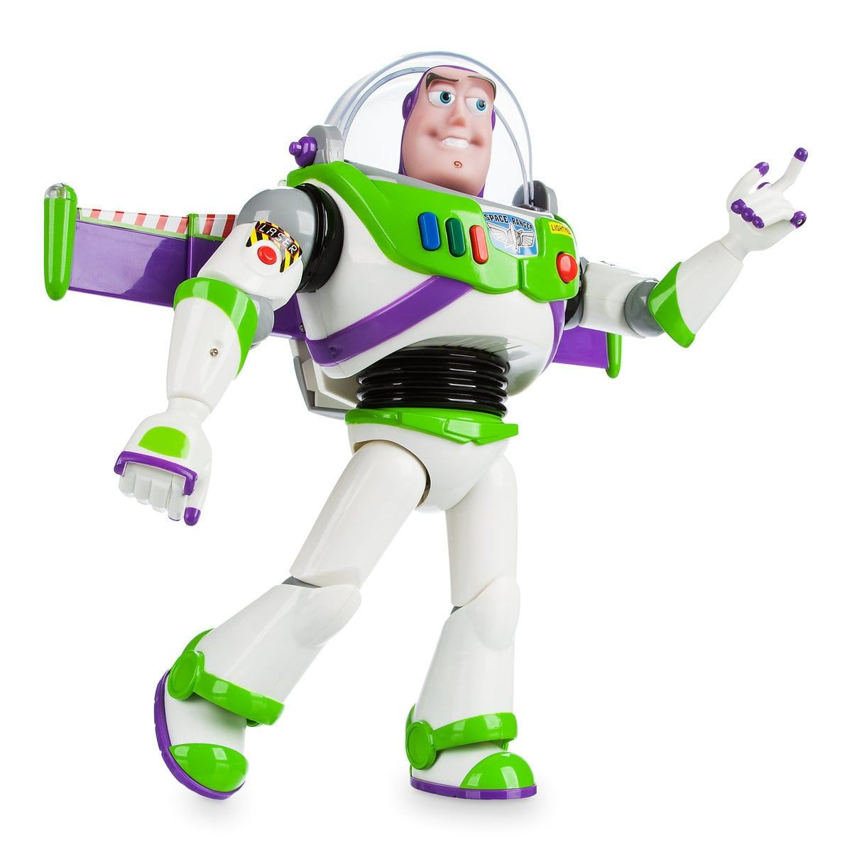 Buzz Lightyear Talking Action Figure