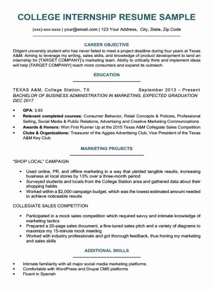 Relevant Coursework Resume Example Fresh Entry Level Accounting Resume Sample 4 Writi In 2020 Student Resume Template Job Resume Template High School Resume Template