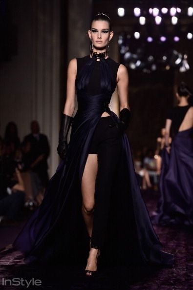 haute couture 2015 | Versace `den 2014-2015 Haute Couture Sonbahar-Kış Koleksiyonu