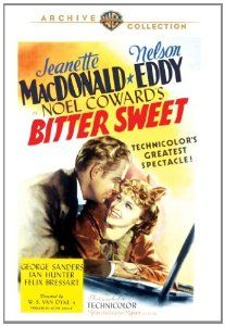 Bitter Sweet (1940) starring Jeanette MacDonald and Nelson Eddy. http://amzn.to/11uZKJq