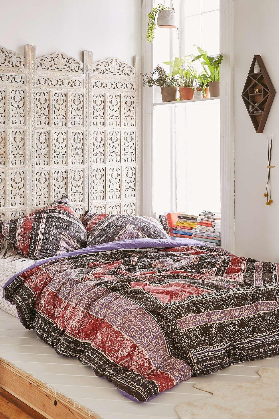 Magical Thinking Omani Worn Carpet Comforter Urban