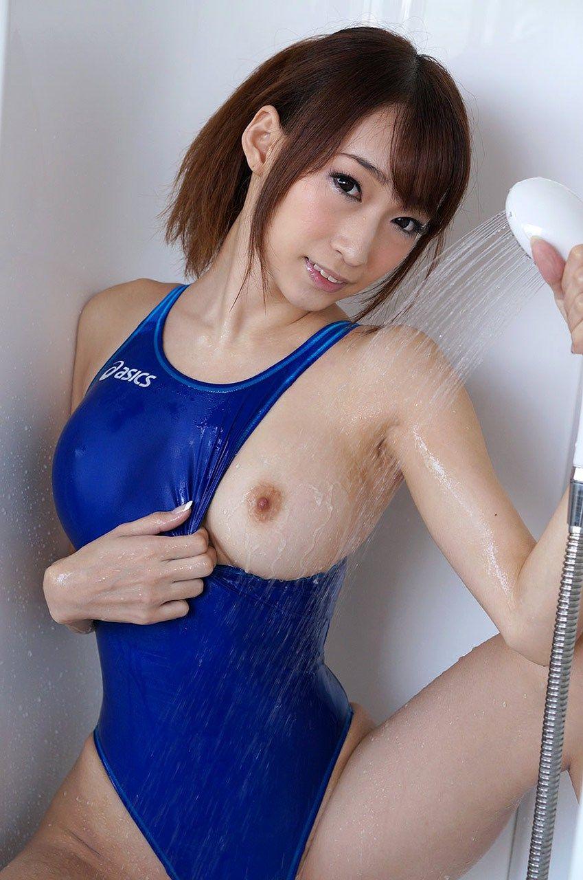 Hasumi-Japanese-Naked Kurea Hasumi